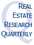 Real Estate Research Quarterly