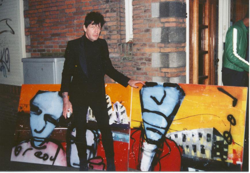 Herman Brood Peter Donkersloot