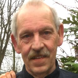 Karel Weijers, teamleider bij