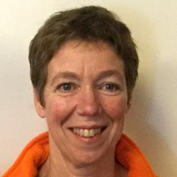 Rita van Dal, mede-eigenaar bij IJssalon Il Circo