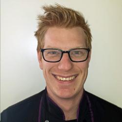 Dennis Lemmen, eigenaar bij Jo's IJssalon