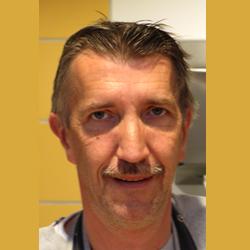 John Ceulemans, eigenaar bij Kippie Den Bosch