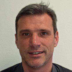 Jan Hartog, teamleider horeca mosae zorggroep bij Mosae Campagne