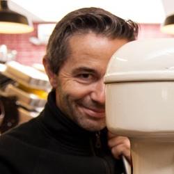 Roberto Coletti, eigenaar bij Roberto Gelato Utrecht