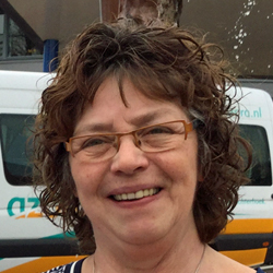 Elly Wittenberg, teamleider bij Den Es/ De Bettekamp (Azora)