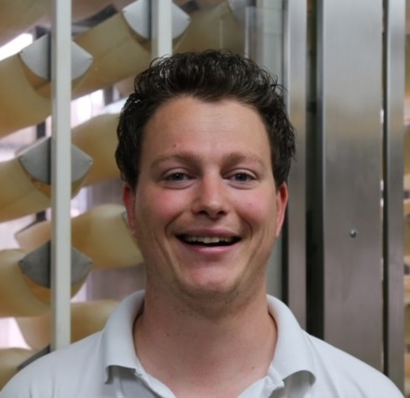 Lars van Hassel, ondernemer bij Bakkerij van Hassel