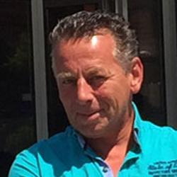 Peter Vos, eigenaar bij Eetpaleis 't Vosje