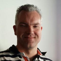 Dennis Oirmans, eigenaar bij Eetwinkel Bebo
