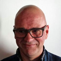 Willem Peters, eigenaar bij Eetwinkel Boxmeer