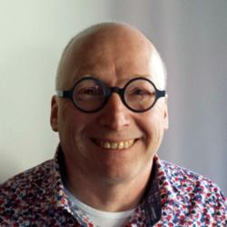 Jan Sleegers, eigenaar bij Eetwinkel De Kim