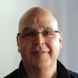 Jack van Hal, eigenaar bij Eetwinkel Select