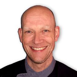 Mark van Gaal, eigenaar bij IJs en Spijs