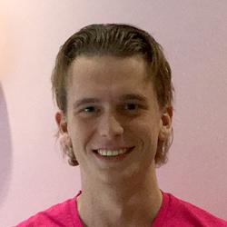 Thomas van Zaanen, eigenaar bij IJssalon IJs en Zo