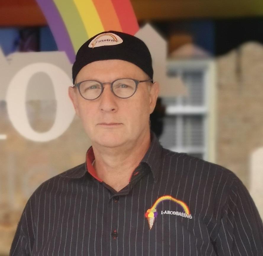 John Vonk, eigenaar bij L-Arcobaleno BV