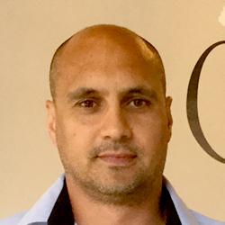 Claudio Cicuto, ondernemer bij IJssalon Cicuto - Wageningen