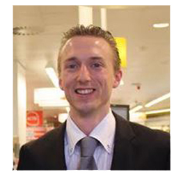 Cyrill Kleijnen, ondernemer bij PLUS Kleijnen Margraten