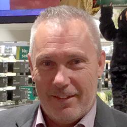 Bart Groez, ondernemer bij PLUS Rozenburg