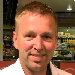 Ernst van der Vlist, eigenaar bij PLUS Van der Vlist