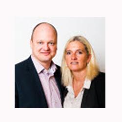 Bram en Nicole Winnubst, ondernemers bij PLUS Winnubst