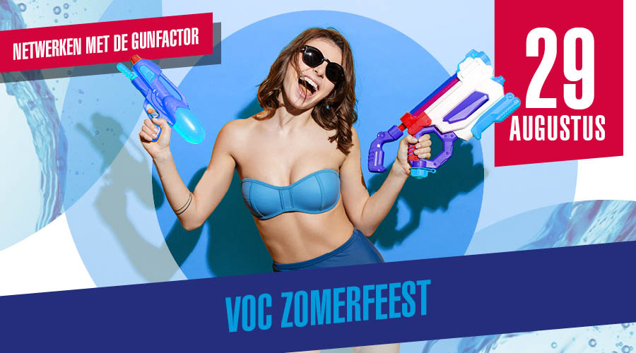 Zomerfeest 2019: de PoolParty!!!