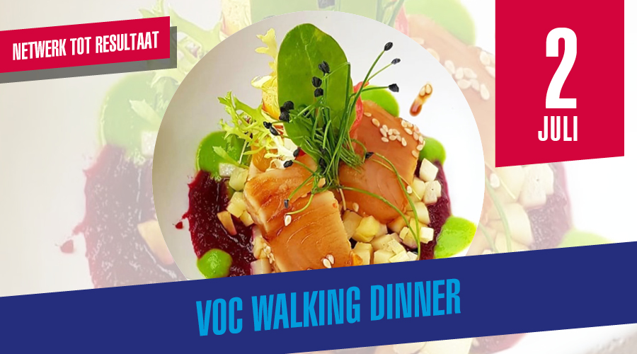 VOC Walking Festival Dinner Summer 2020